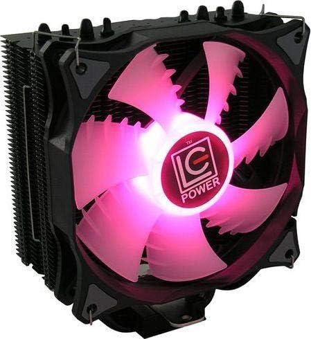 LC-Power LC-CC-120-RGB - Ventilador de PC (Procesador, Enfriador ...