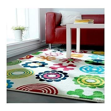 Teppich ikea bunt  IKEA Teppich