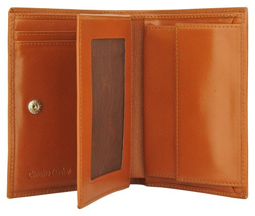 MEN WALLET 4235 RUSTIC TAN, Bags Central