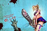 CGC Huge Poster - Lollipop Chainsaw Zombies Suck PS3 XBOX 360 -...