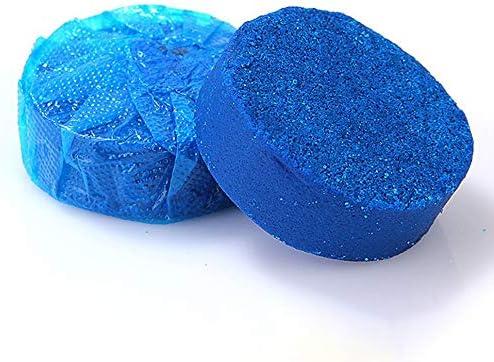 Blue Bubble Toilet Bao Automatische Toilettensp/ülung Spirit WC-Reiniger WC-Deo-Block Blau