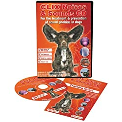 CLIX Sounds Cd for Dog