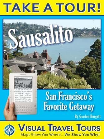 Sausalito Walking Tour Self