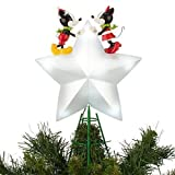 Disney Mickey and Minnie Mouse Light-Up Tree Topper