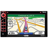 DS18 DD652NV 6.2 Navigation Double Din In Dash Universal Car Multimedia System