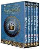 BBC Shakespeare Histories DVD Giftbox (Henry IV Parts 1 and 2, Henry V, Richard II and Richard III)