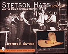 This fascinating, detailed book provides a sweeping survey of the hats produced by the company whose name is synonymous with cowboys and the Wild West. Surprisingly, though, the John B. Stetson Company was based in Philadelphia and produced a...