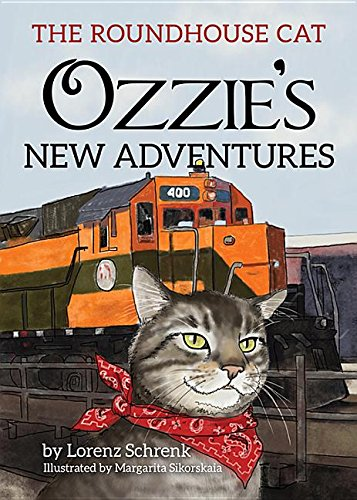 Ozzie's New Adventures: The Roundhouse Cat