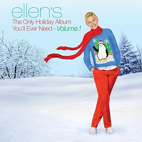 Ellen's Only Holiday Album You'll Ever Need, - Ever Album