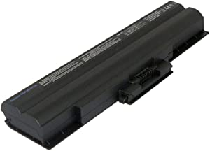 aowe Replacement Laptop Battery for Sony Vaio PCG-3D4L PCG-61411L PCG-7173L PCG-7184L PCG-7185L PCG-7192L PCG-81114L VGN-AW VGN-AW11M/H VGN-CS19 VGN-FW140E VGN-FW351J/H