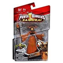 Bandai Year 2011 Power Rangers Samurai 4-1/2 Inch Tall Action Figure - Villain RITA REPULSA (Mighty Morphin Series) with Magic Staff by Power Rangers