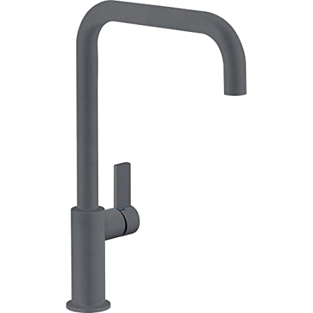 Franke Kitchen Sink Tap Set With Fixed Spout Made Of Fragranite