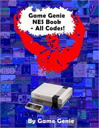 <b>Game Genie</b> NES Book - All <b>Codes</b>!: <b>Game Genie</b>: 9781541305496 ...