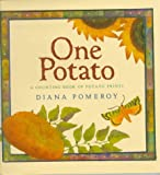 img - for One Potato: A Counting Book of Potato Prints book / textbook / text book
