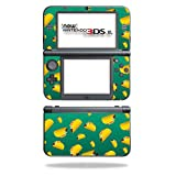 MightySkins Protective Vinyl Skin Decal for New Nintendo 3DS XL (2015) Case wrap cover sticker skins Tacos