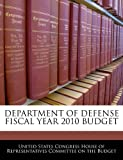 Department of Defense Fiscal Year 2010 Budget, , 1240554427