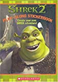 Shrek 2, A Play-Along Stickerbook