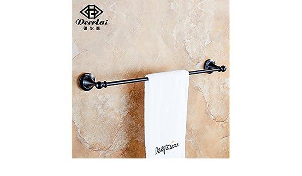 Accesorios de Baño, Toalla de baño o cocina Bar titular de Rack de almacenamiento de montaje en pared,organizar todo el estante con toallas y toallas, ...