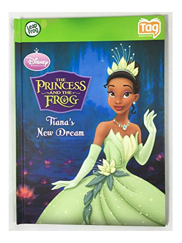 Leapfrog Tag - The Princess and the Frog Tiana's New Dream (For Tag Reading System