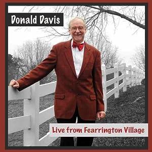 Donald Davis Live from Fearrington Village Speech