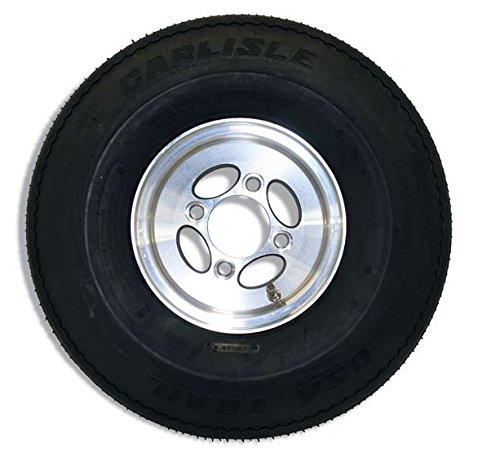 8 Length 5.7 Height 8 Width Combo 5.7 x 8 In The Ditch ITD7096 Aluminum Wheel /& Tire