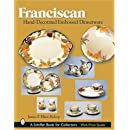 Franciscan Hand-Decorated Embossed Dinnerware