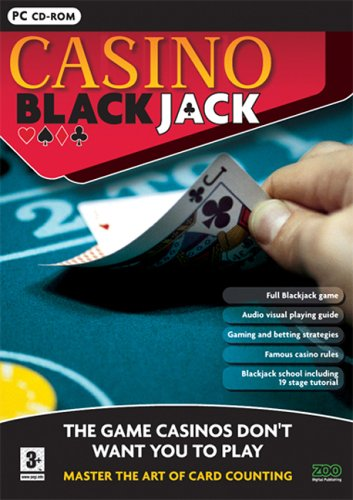 Casino Black Jack (PC) (Eng) by Zoo Digital Blackjack Touch Screen