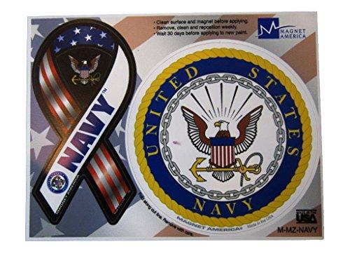 navy refrigerator magnet - 6