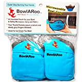 2- Pack Microwavable Heat Resistant Bowl Cozy