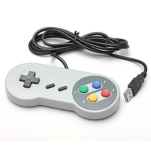 Snes USB Famicom Colored Super Nintendo Style Controller for - Glasses Plans Insurance