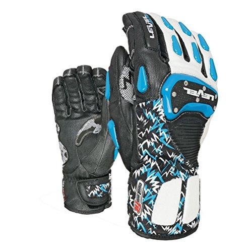 Level SQ CF Ski Racing Gloves - X-Large/Royal ()