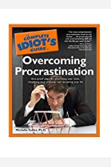 The Complete Idiot's Guide to Overcoming Procrastination Paperback