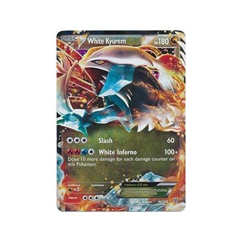 Pokemon - White Kyurem-EX (96) - BW - Plasma Storm - Holo
