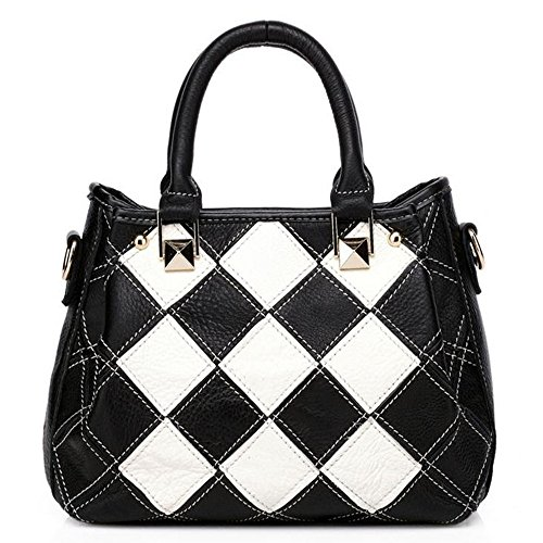Pochette 13cm noir pour blanc 31cm femme 21cm Multicolore Eysee Noir AgdqPWAw