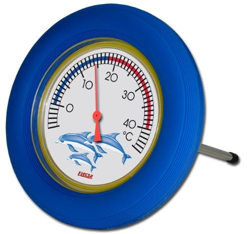 Pool Schwimmbad Thermometer Poolthermometer Teich Modell ELECSA 3070