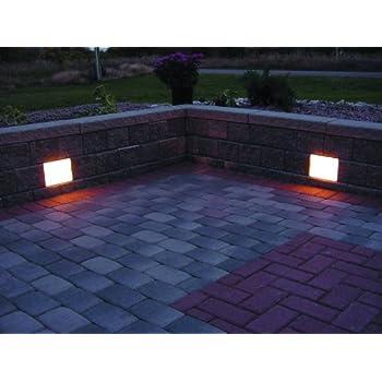 Amazon Com Kerr Lighting Retaining Wall Light 6 Quot X 8