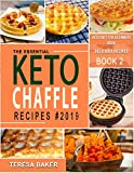 ★Behold Your Crave of the Moment!★Enjoy the best of Crispier, less eggy and soggy chaffles never made before.Give yourself a treat of high fat, Gluten-free and Sugar-free desserts tith Ketogenic waffles. Never miss out on the Keto Lifestyle even if y...