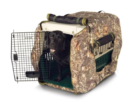 Classic Accessories 60154-SC Heritage Insulated Dog Kennel Jacket, Realtree Max-4 Camo, X-Large