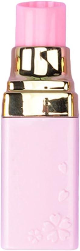 Geishiglobal Bel correttore a nastro a forma di rossetto articolo di cancelleria per la scuola e l/'ufficio colore casuale