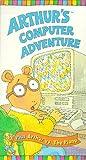 is aj l - Arthur's Computer Adventure [VHS]