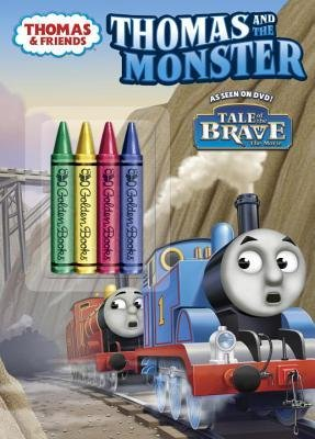 Download [ Thomas & Friends: Thomas and the Monster [With 4 Jumbo Crayons] (Thomas & Friends) By Durk, Jim ( Author ) Paperback 2014 ] ebook