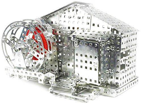 solar water mill model kit - 1