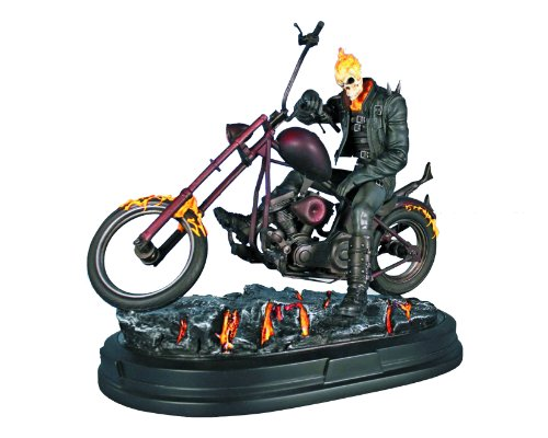 Ghost Statue (Gentle Giant Studios Ghost Rider Statue)