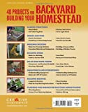 40-Projects-for-Building-Your-Backyard-Homestead-A-Hands-on-Step-by-Step-Sustainable-Living-Guide-Gardening