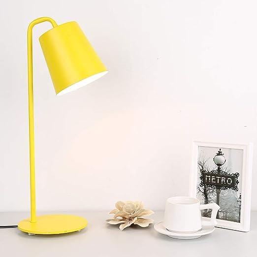 Lampe De Table En Fer Lampe De Table Decorative Led Lampe De