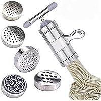 Machine à pâtes manuelle en acier inoxydable pour presser les pâtes, les fruits, les presse-agrumes, les spaghettis