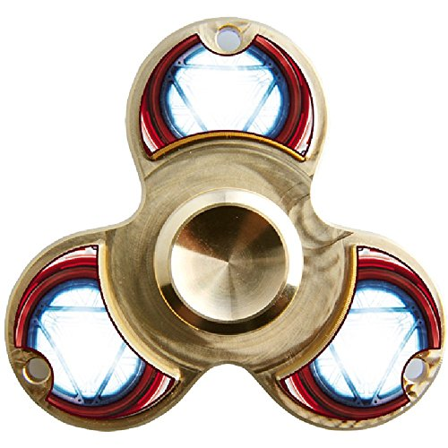 WENSE Fidget Spinner Toy Ultra Durable Pure copper Bearing High Speed 6-14 Min Spins Precision Metal Hand Spinner EDC ADHD Focus Anxiety Stress Relief Boredom Killing Time Toys by WENSE (Image #7)