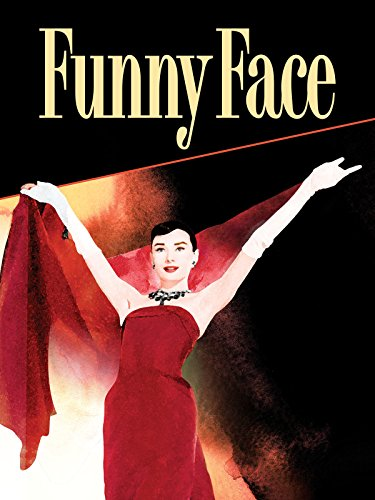 Amazon Com Funny Face Audrey Hepburn Fred Astaire Kay