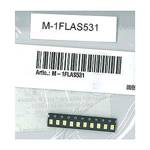 Unidades de plástico para Flash Mediacom PhonePad Duo S531 M-1FLAS531 10 unidades