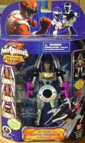 Power Rangers Operation Overdrive Morph F/X Power Ranger Action Figure ()
